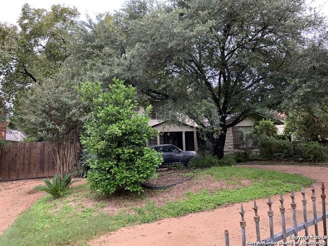 319 E Terra Alta Dr, San Antonio, TX 78209 (MLS #1346006) :: Tom White Group