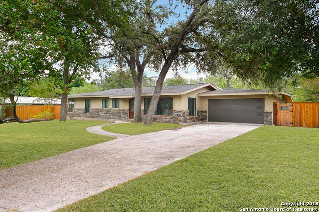 306 Forrest Hill Dr, San Antonio, TX 78209 (MLS #1346015) :: Tom White Group