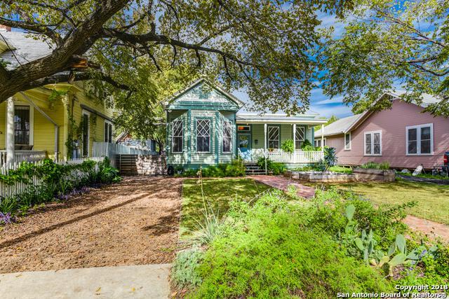 211 Devine St, San Antonio, TX 78210 (MLS #1346068) :: Exquisite Properties, LLC