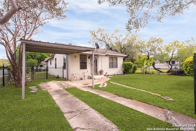 258 Carlota Ave, San Antonio, TX 78228 (MLS #1346260) :: Exquisite Properties, LLC