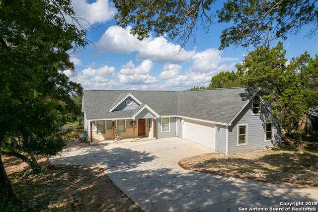2737 Westview Dr, Canyon Lake, TX 78133 (MLS #1346344) :: The Suzanne Kuntz Real Estate Team
