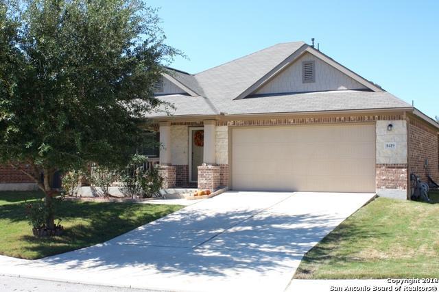 8419 Cheyenne Pass, San Antonio, TX 78254 (MLS #1347009) :: The Suzanne Kuntz Real Estate Team