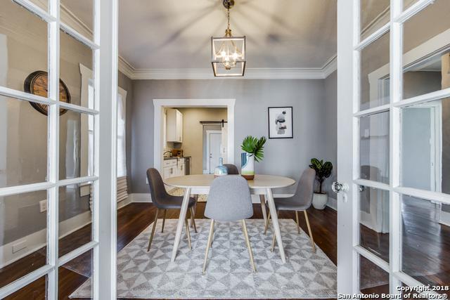 1605 W Mistletoe Ave, San Antonio, TX 78201 (MLS #1347247) :: Alexis Weigand Real Estate Group