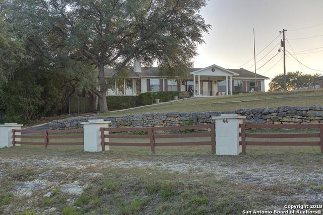 1156 Post Oak Dr, Canyon Lake, TX 78133 (MLS #1348110) :: Exquisite Properties, LLC