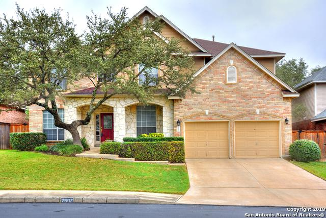 2507 Plumbrook Dr, San Antonio, TX 78258 (MLS #1348158) :: The Castillo Group