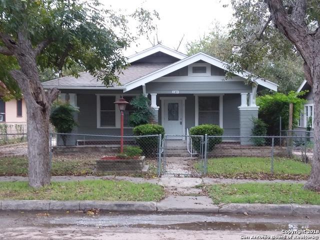 332 Avondale Ave, San Antonio, TX 78223 (MLS #1348961) :: Exquisite Properties, LLC