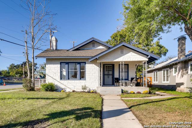 701 Rigsby Ave, San Antonio, TX 78210 (MLS #1349615) :: Alexis Weigand Real Estate Group