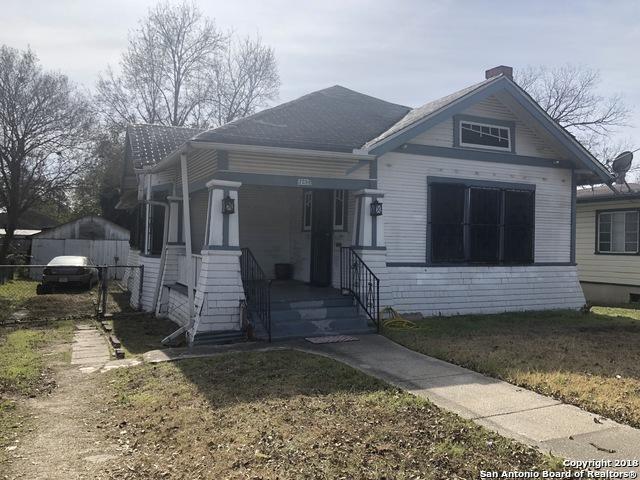 1234 Iowa St, San Antonio, TX 78203 (MLS #1349855) :: Tom White Group