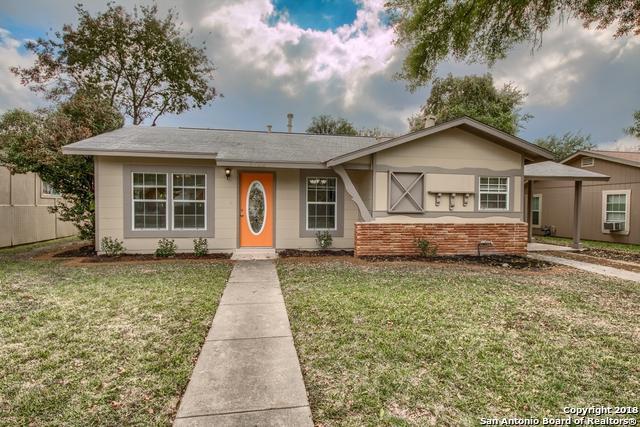 1722 Montview, San Antonio, TX 78213 (MLS #1350096) :: Tom White Group