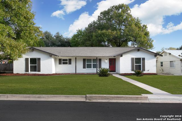 1010 Mt Kisco Dr, San Antonio, TX 78213 (MLS #1350370) :: Alexis Weigand Real Estate Group