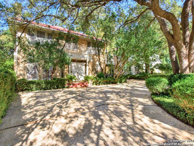 119 E Hollywood Ave, San Antonio, TX 78212 (MLS #1351452) :: Exquisite Properties, LLC