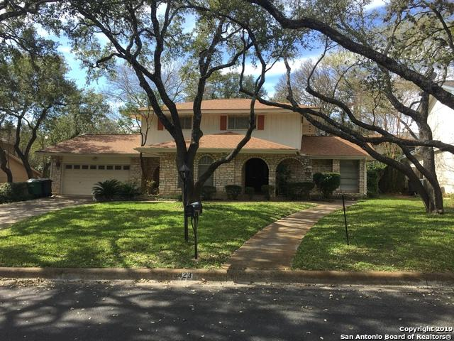 5423 Plantation, San Antonio, TX 78230 (MLS #1351501) :: Exquisite Properties, LLC