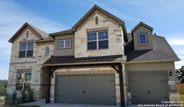 1184 Limestone Way, New Braunfels, TX 78132 (MLS #1352780) :: The Mullen Group | RE/MAX Access