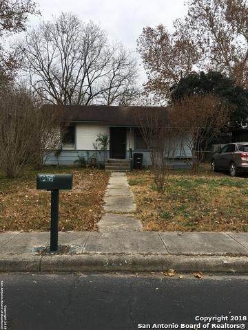 3219 Tillie Dr, San Antonio, TX 78222 (MLS #1352980) :: Alexis Weigand Real Estate Group