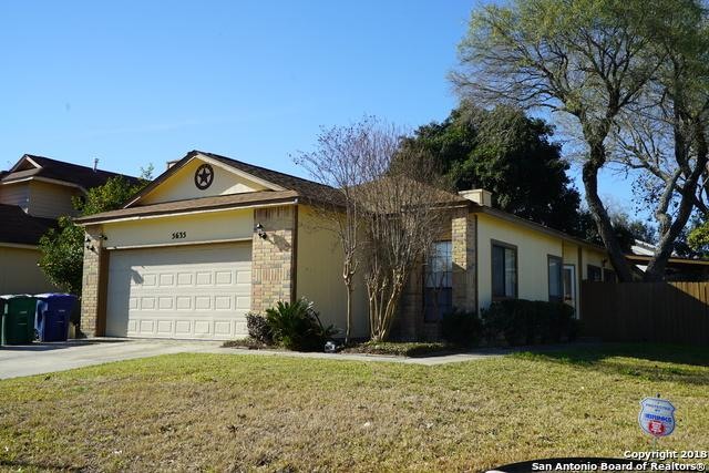 5635 Spring Night St, San Antonio, TX 78247 (MLS #1353184) :: Alexis Weigand Real Estate Group