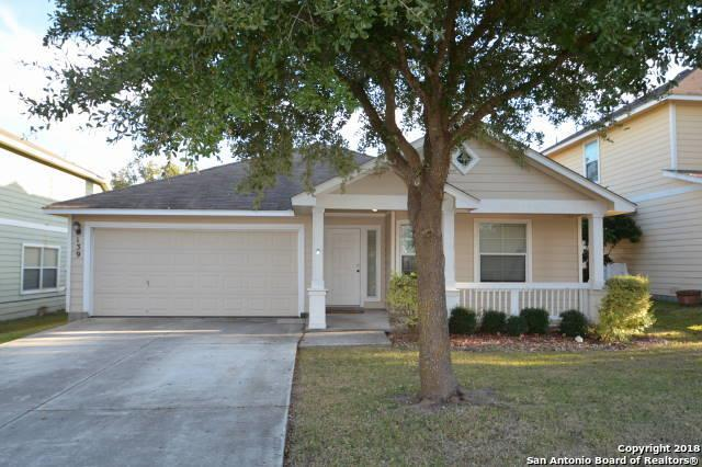 139 Brook View, Cibolo, TX 78108 (MLS #1353224) :: Alexis Weigand Real Estate Group