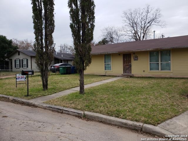 218 Bickley St, San Antonio, TX 78221 (MLS #1353320) :: Alexis Weigand Real Estate Group