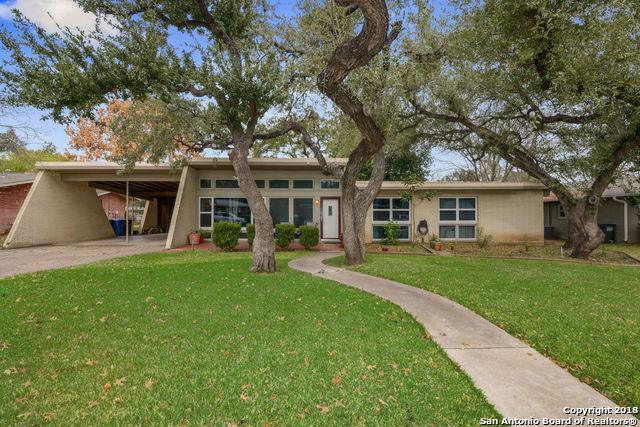 427 Rockhill Dr, San Antonio, TX 78209 (MLS #1353341) :: Tom White Group