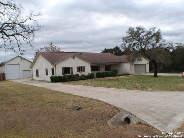 161 Old Camp Rd, Bandera, TX 78003 (MLS #1353378) :: Exquisite Properties, LLC