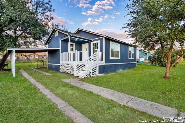 537 Glamis Ave, San Antonio, TX 78223 (MLS #1353644) :: Exquisite Properties, LLC