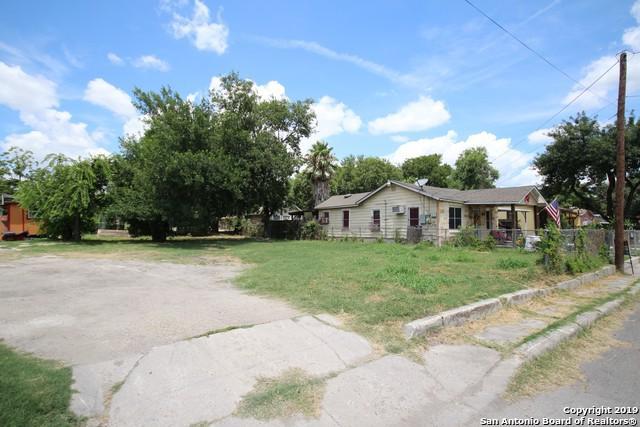 523 N San Felipe Ave, San Antonio, TX 78228 (MLS #1354017) :: Tom White Group