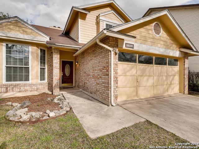 16614 Knollvista, San Antonio, TX 78247 (MLS #1354708) :: ForSaleSanAntonioHomes.com