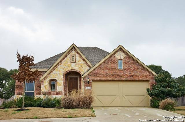 112 Firefly Ct, Boerne, TX 78006 (MLS #1355231) :: Alexis Weigand Real Estate Group