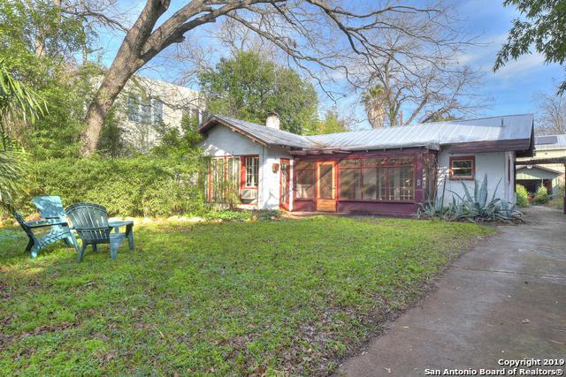 529 E Craig Pl, San Antonio, TX 78212 (MLS #1356300) :: Magnolia Realty