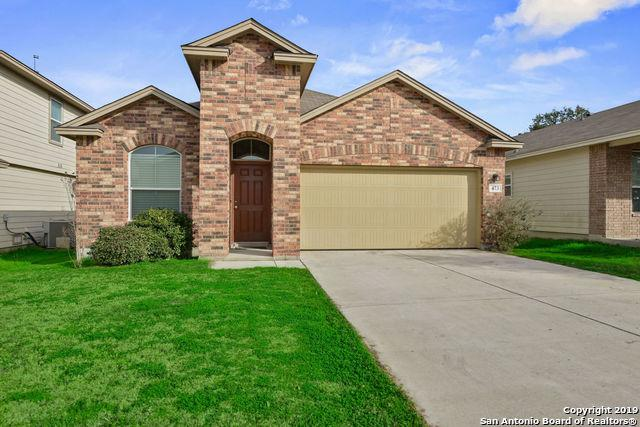 473 Perch Horizon, San Antonio, TX 78253 (MLS #1356468) :: Tom White Group