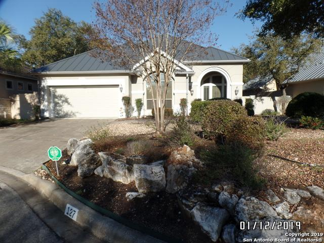 127 Calais Way, Shavano Park, TX 78249 (MLS #1357757) :: Exquisite Properties, LLC