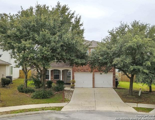 1604 Shady Brk, Schertz, TX 78154 (MLS #1358395) :: Carter Fine Homes - Keller Williams Heritage