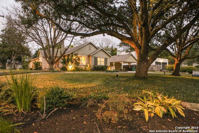 102 Nacogdoches Rd, Alamo Heights, TX 78209 (MLS #1358412) :: Exquisite Properties, LLC