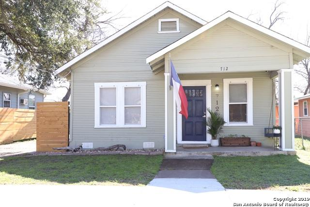 712 Indiana St, San Antonio, TX 78210 (MLS #1358697) :: Alexis Weigand Real Estate Group