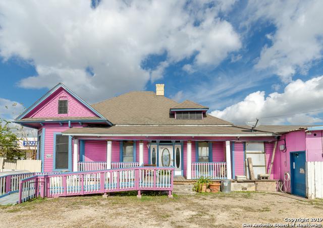 3305 W Ashby Pl, San Antonio, TX 78228 (MLS #1358920) :: Alexis Weigand Real Estate Group
