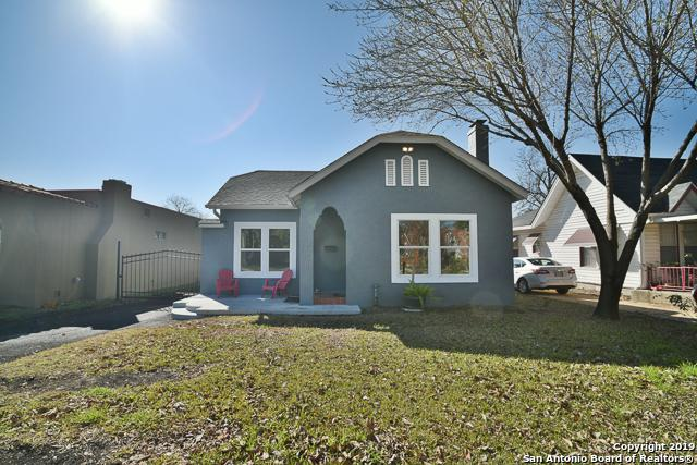 1718 W Summit Ave, San Antonio, TX 78201 (MLS #1359318) :: Alexis Weigand Real Estate Group