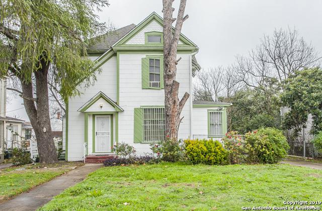 724 N Pine St, San Antonio, TX 78202 (MLS #1359580) :: Exquisite Properties, LLC