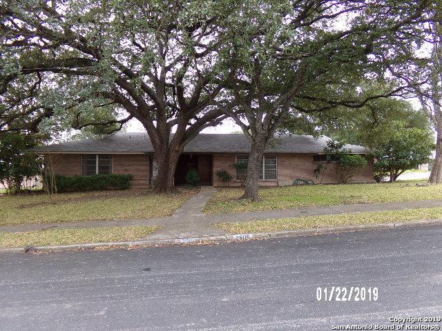 2606 Belvoir Drive, San Antonio, TX 78230 (MLS #1359615) :: Exquisite Properties, LLC