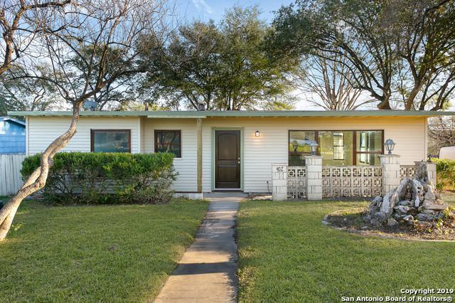 402 Karen Ln, San Antonio, TX 78209 (MLS #1360148) :: Alexis Weigand Real Estate Group