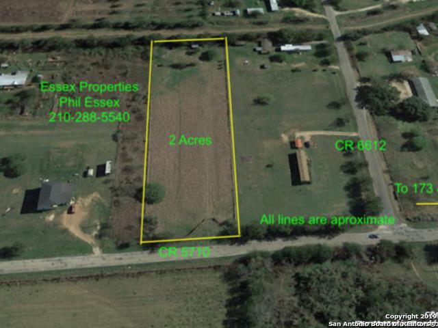 2 AC Cr 5710, Devine, TX 78016 (MLS #1360285) :: Alexis Weigand Real Estate Group
