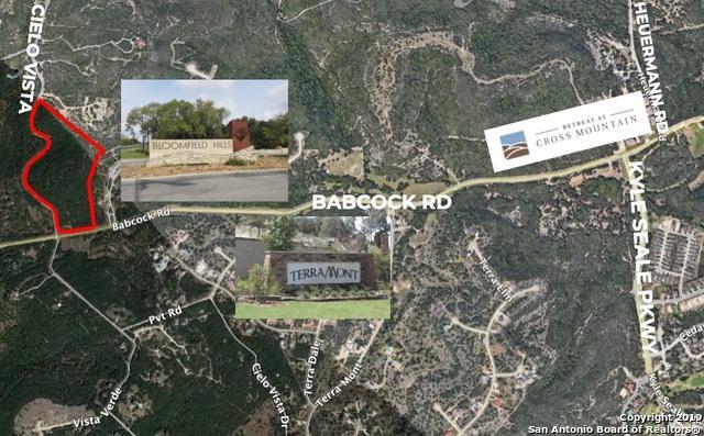 1119 Babcock, San Antonio, TX 78255 (#1360330) :: The Perry Henderson Group at Berkshire Hathaway Texas Realty
