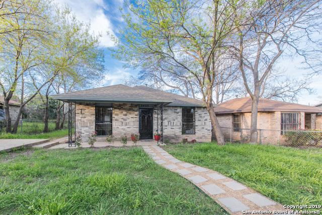 2423 Delgado St, San Antonio, TX 78228 (MLS #1361199) :: The Mullen Group | RE/MAX Access