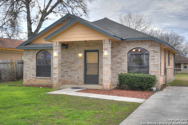 248 Vista Rd, San Antonio, TX 78210 (MLS #1361485) :: The Mullen Group | RE/MAX Access