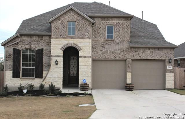 2961 Warwick Park, Bulverde, TX 78163 (MLS #1362159) :: Alexis Weigand Real Estate Group