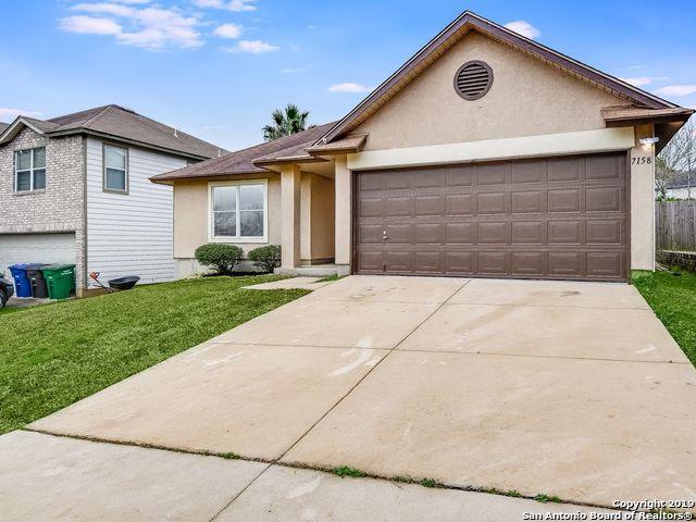7158 Elusive Pass, San Antonio, TX 78233 (MLS #1362572) :: Alexis Weigand Real Estate Group