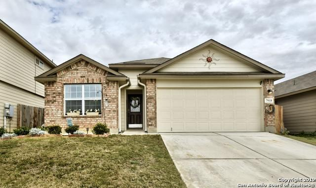 7918 Halo Circle, San Antonio, TX 78252 (MLS #1362586) :: Alexis Weigand Real Estate Group
