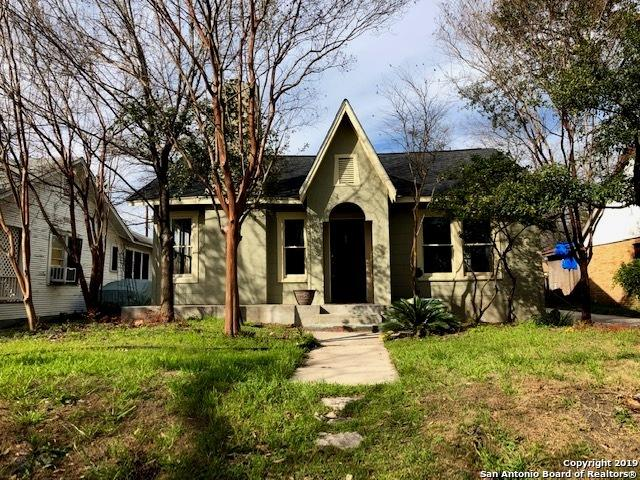 2035 W Gramercy Pl, San Antonio, TX 78201 (MLS #1362817) :: Exquisite Properties, LLC