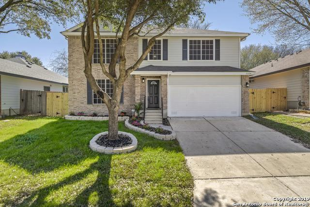 5334 Stormy Breeze, San Antonio, TX 78247 (MLS #1363444) :: The Mullen Group   RE/MAX Access