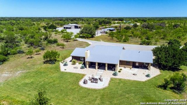 1101 Cr 320, Sonora, TX 76950 (MLS #1363731) :: The Mullen Group | RE/MAX Access