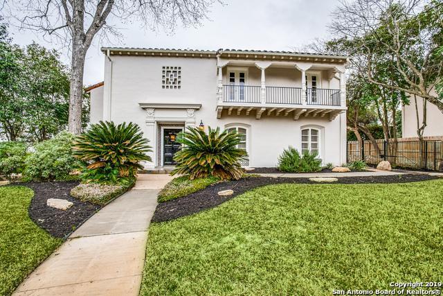 150 Park Dr, San Antonio, TX 78212 (MLS #1363911) :: Tom White Group