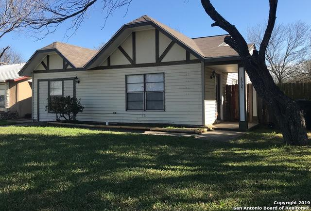 4007 Comanche Sunrise, San Antonio, TX 78244 (MLS #1363996) :: The Mullen Group | RE/MAX Access